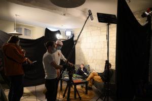 tournage cinema action enfance eicar chinon rap